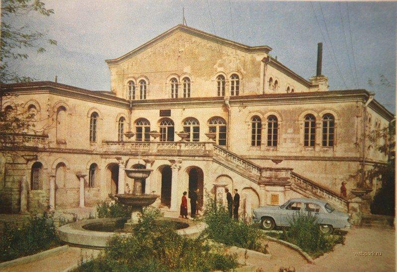 Sevastopol city in 1963 42