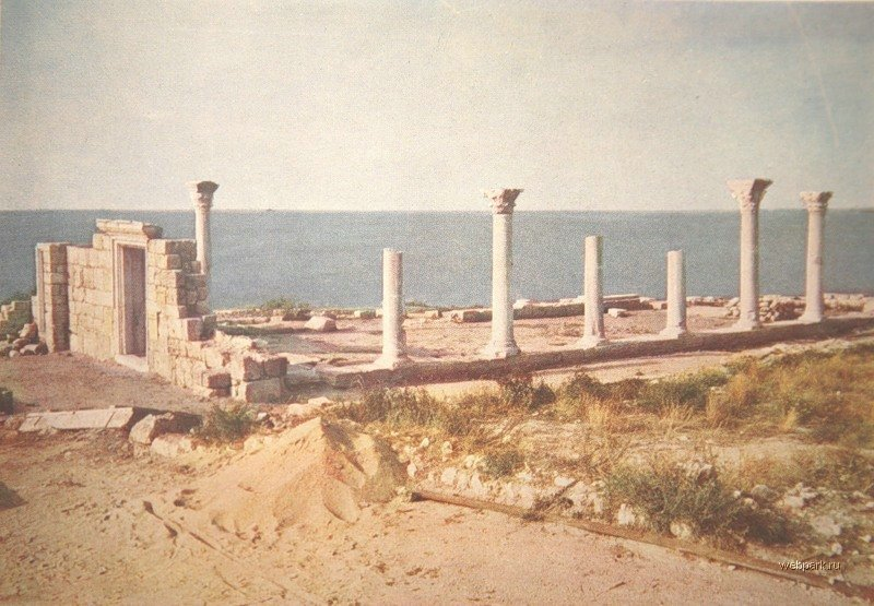 Sevastopol city in 1963 43