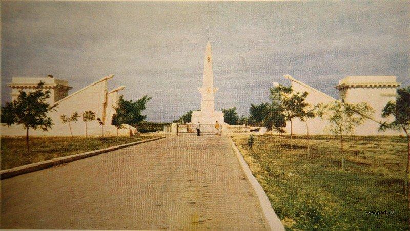 Sevastopol city in 1963 44