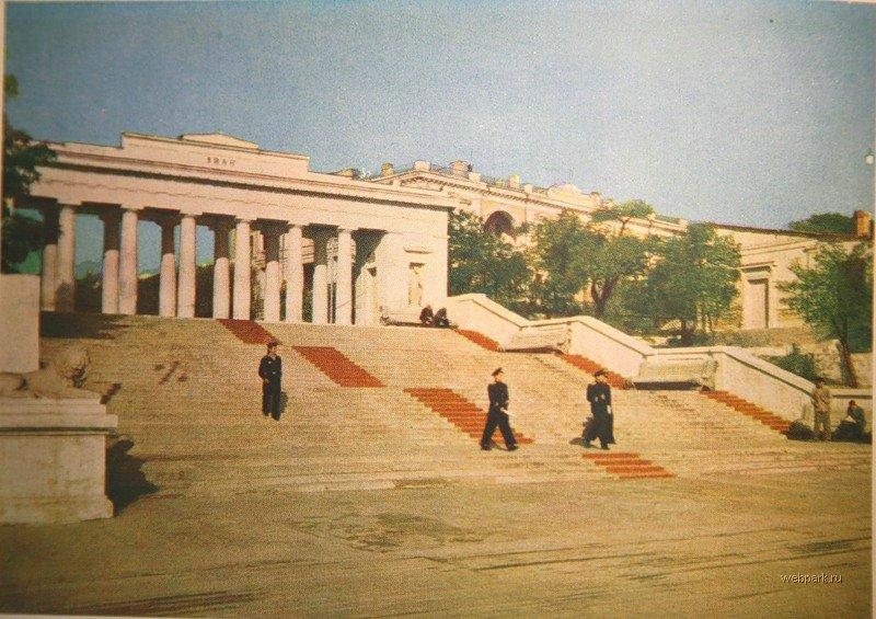 Sevastopol city in 1963 5