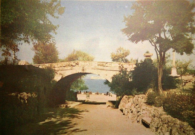 Sevastopol city in 1963 8