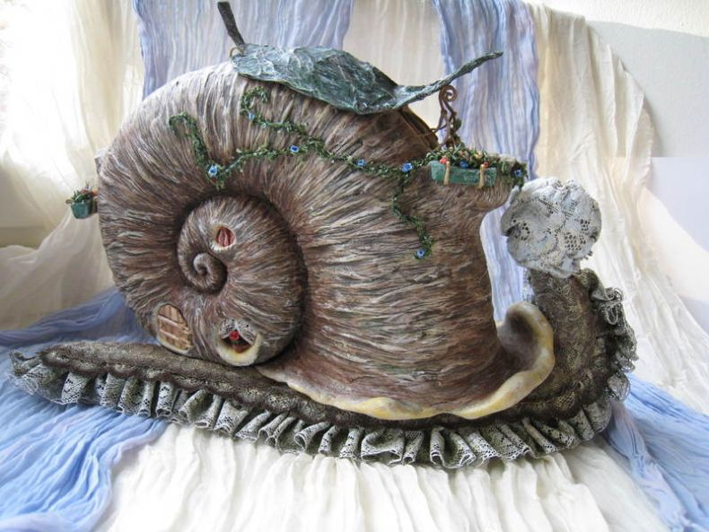 Russian snail-house 6