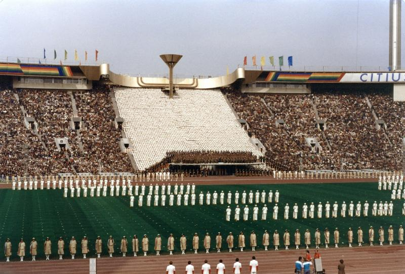 Shelter For Heroes - Olympic Games 1980 11