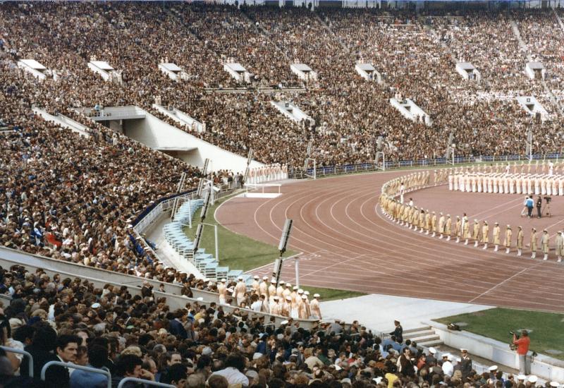 олимпиады летние таблица