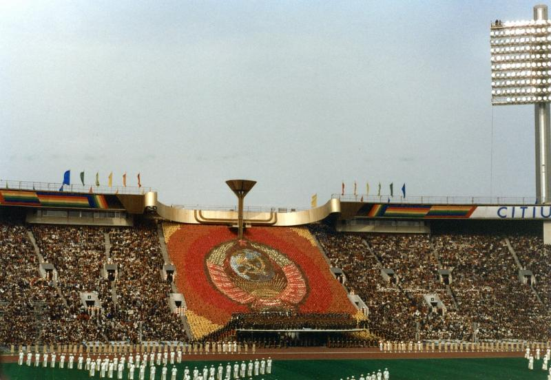 Shelter For Heroes - Olympic Games 1980 13