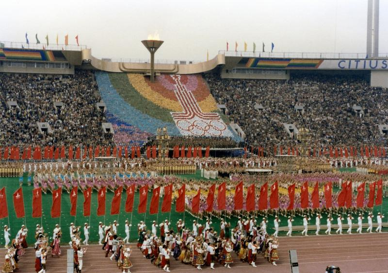 Shelter For Heroes - Olympic Games 1980 15