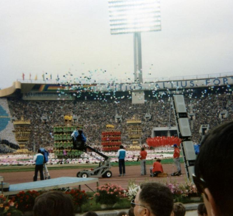 Shelter For Heroes - Olympic Games 1980 16