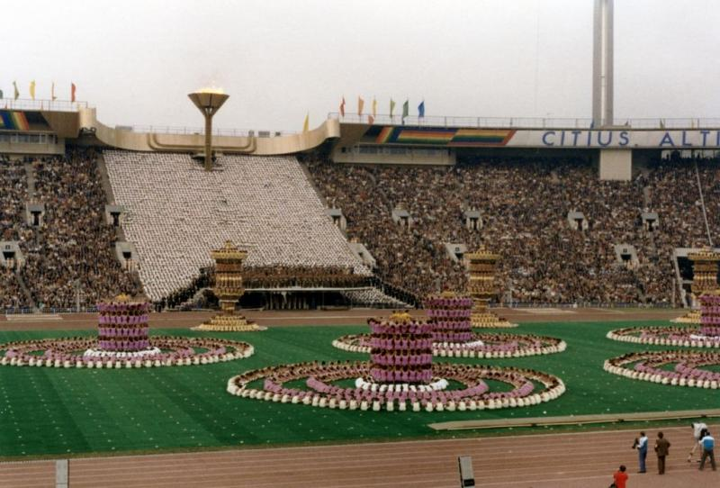 Shelter For Heroes - Olympic Games 1980 17