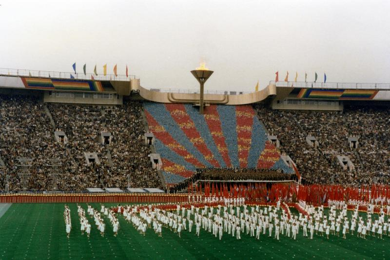 Shelter For Heroes - Olympic Games 1980 21