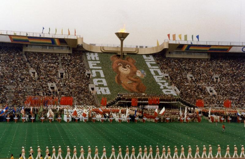 Shelter For Heroes - Olympic Games 1980 22