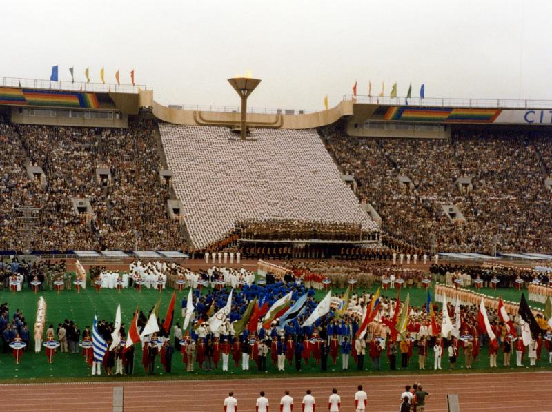 Shelter For Heroes - Olympic Games 1980 24