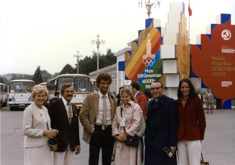 Shelter For Heroes - Olympic Games 1980 25