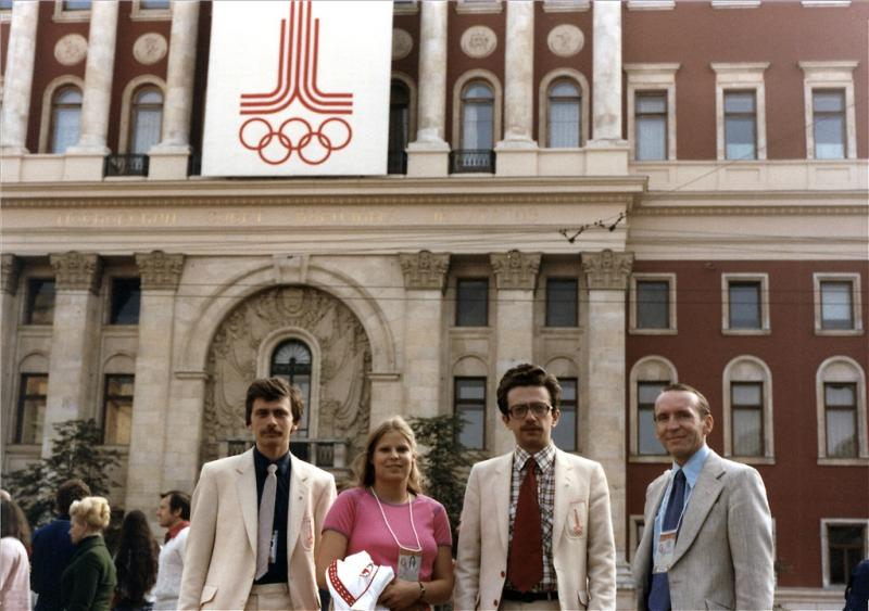 Shelter For Heroes - Olympic Games 1980 41