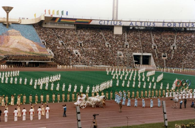 Shelter For Heroes - Olympic Games 1980 9