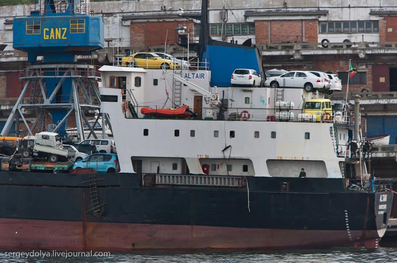 Ships of Vladivostok 1