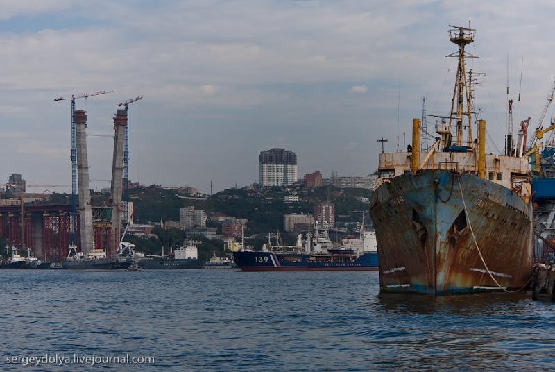 Ships of Vladivostok 10