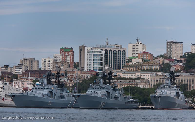 Ships of Vladivostok 13