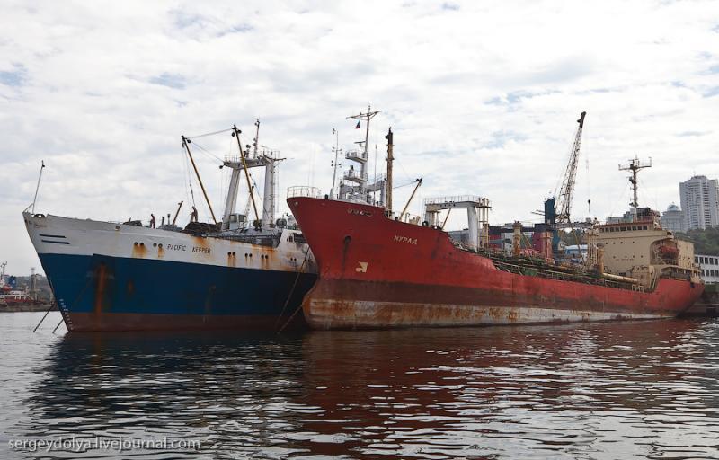 Ships of Vladivostok 14