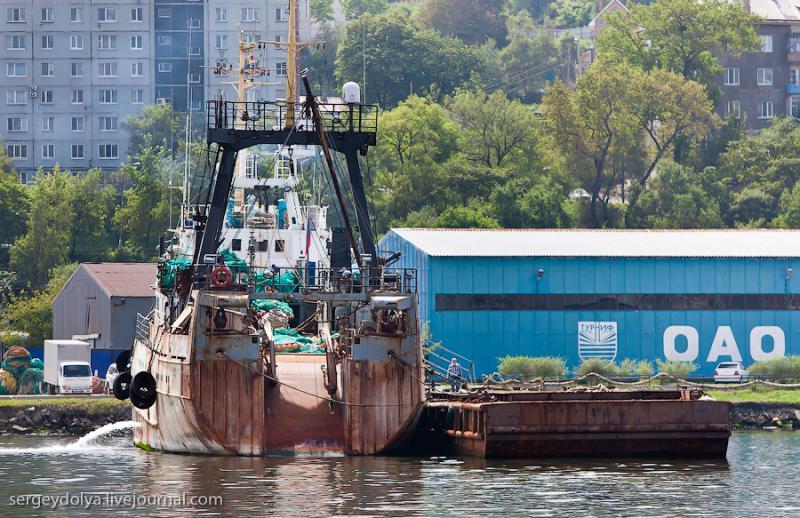 Ships of Vladivostok 16