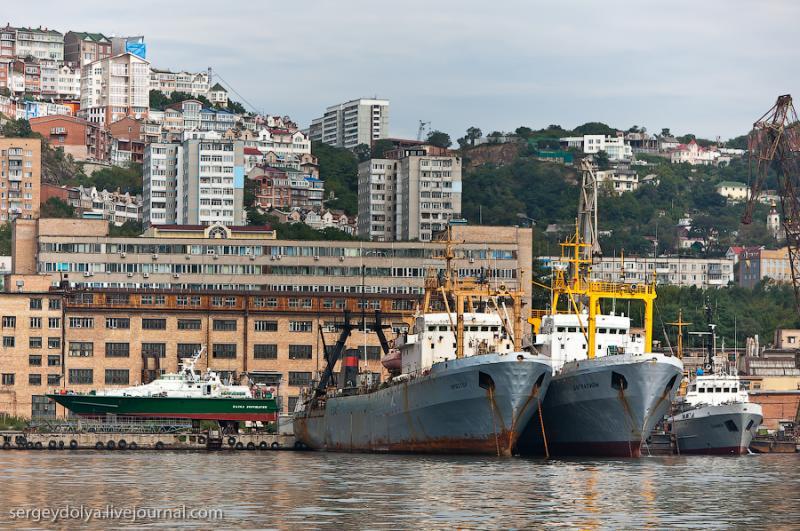 Ships of Vladivostok 17