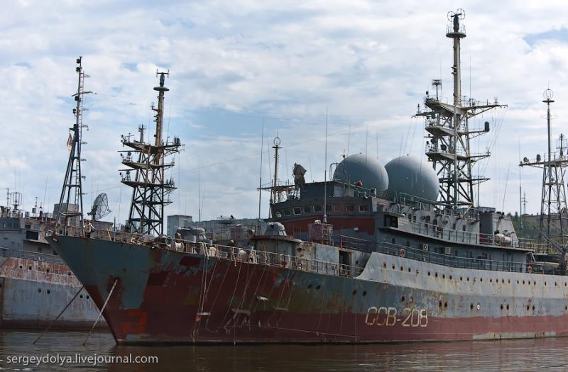 Ships of Vladivostok 19