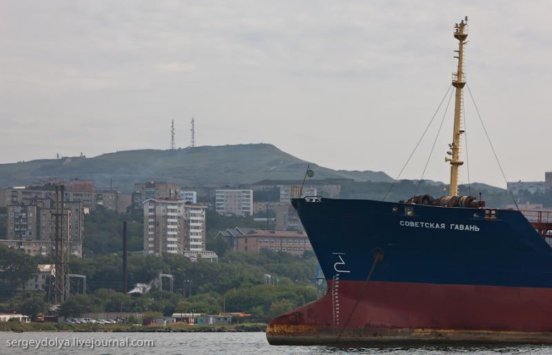 Ships of Vladivostok 2