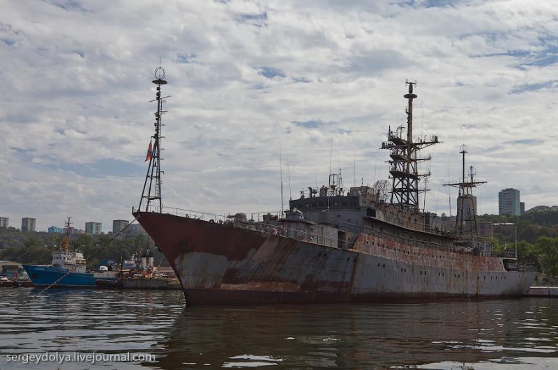 Ships of Vladivostok 20