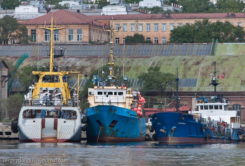 Ships of Vladivostok 21