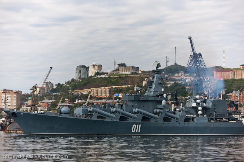 Ships of Vladivostok 22
