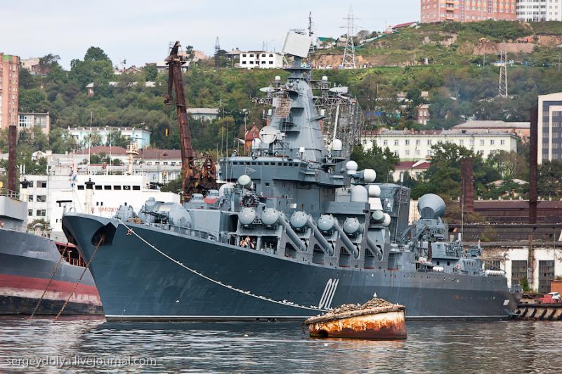 Ships of Vladivostok 23