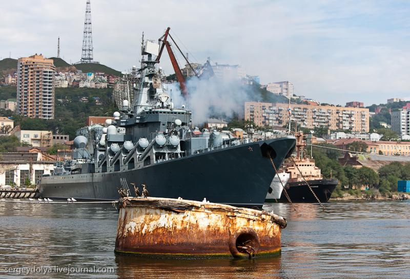 Ships of Vladivostok 24