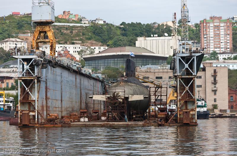 Ships of Vladivostok 25