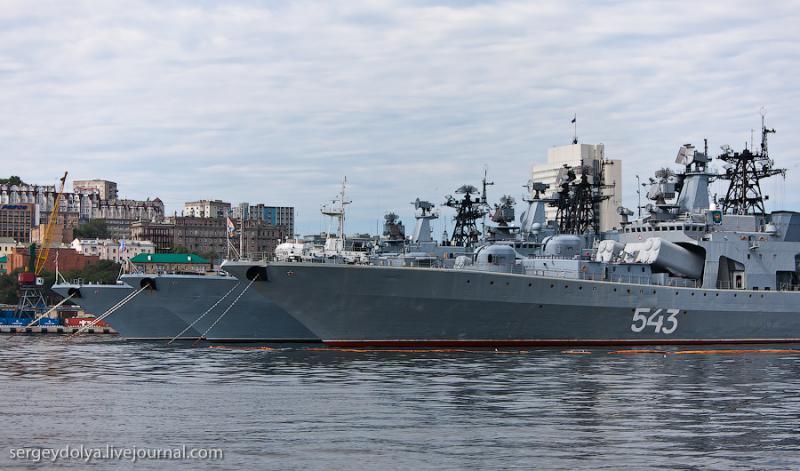 Ships of Vladivostok 26