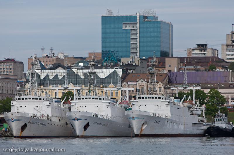 Ships of Vladivostok 29