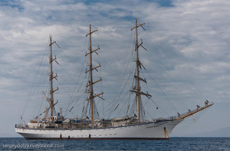 Ships of Vladivostok 3