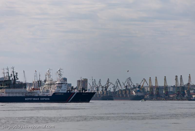 Ships of Vladivostok 30