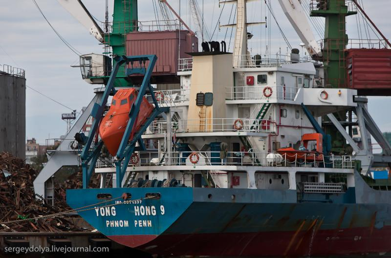 Ships of Vladivostok 32