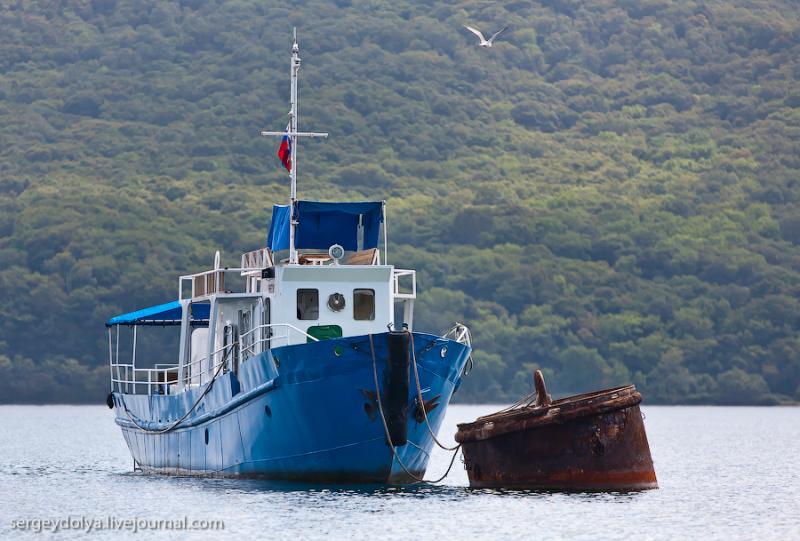 Ships of Vladivostok 34