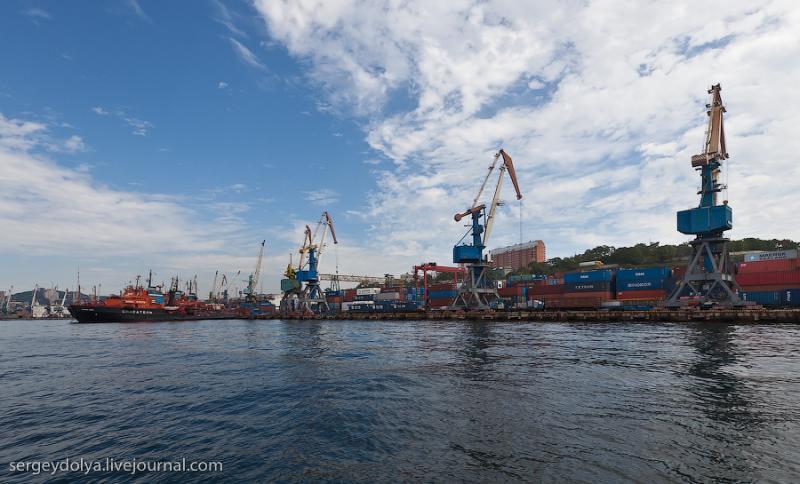 Ships of Vladivostok 6