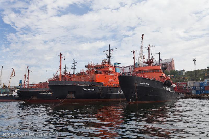 Ships of Vladivostok 7