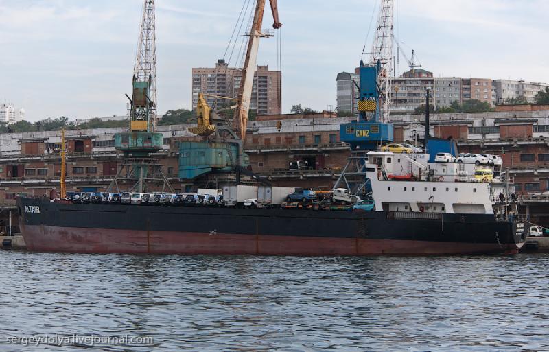 Ships of Vladivostok 8