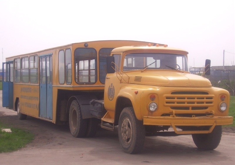 Odessa shuttle bus