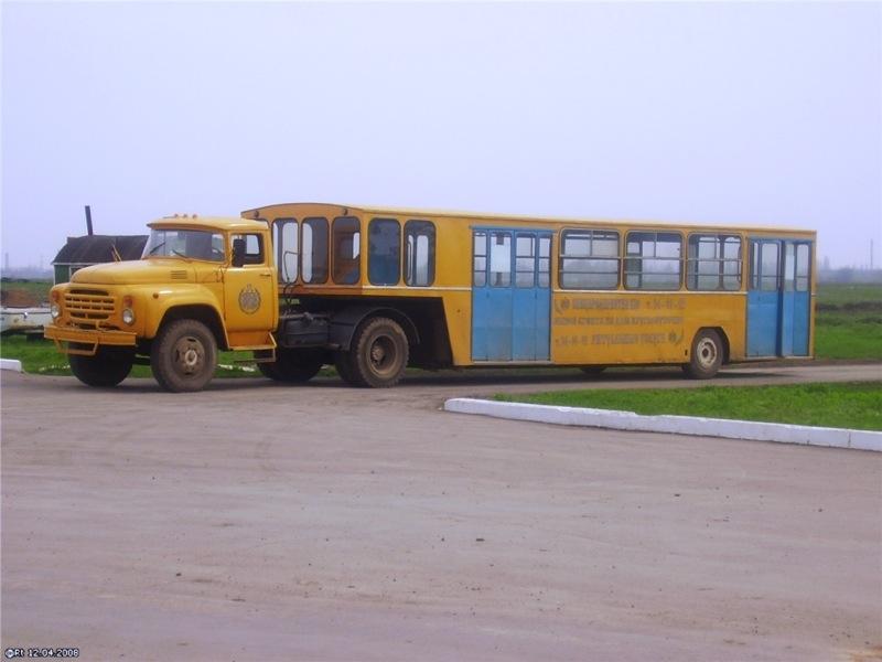 Odessa shuttle bus 2
