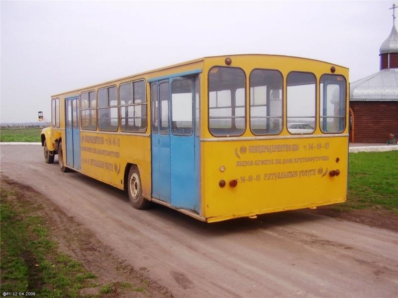 Odessa shuttle bus 3