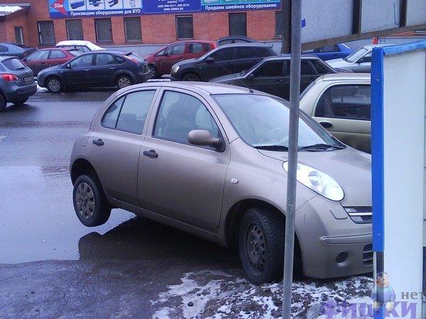 Russian car 10