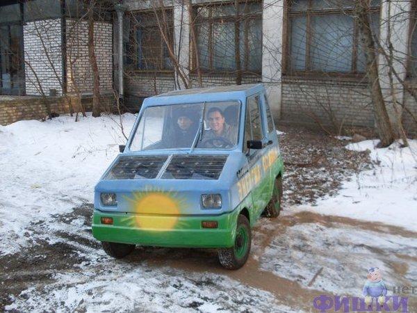 Russian car 4