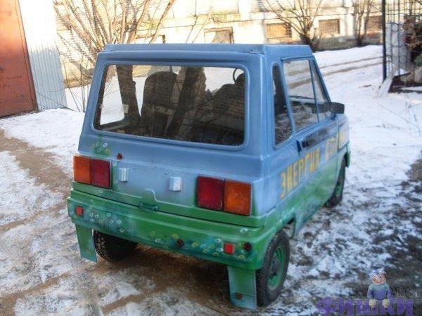 Russian car 7
