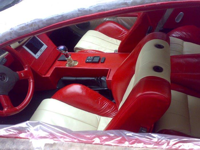 Russian self-made car 7