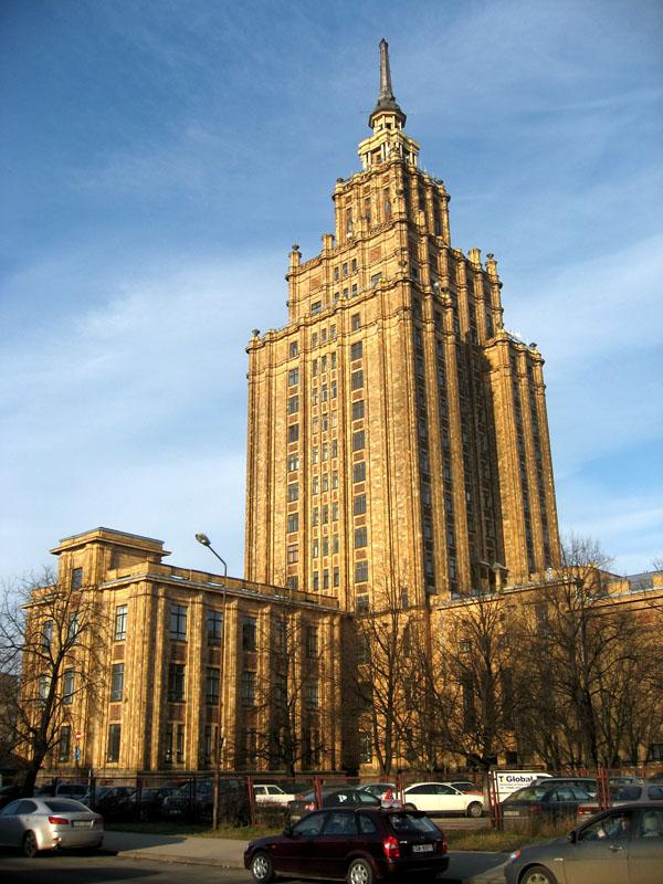 Skyscrapers of Moscow 21