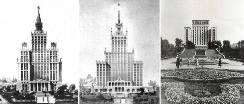 Skyscrapers of Moscow 22